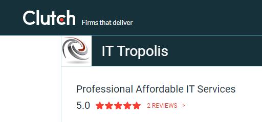 IT Tropolis Demonstrates Great IT Managed Services on Clutch